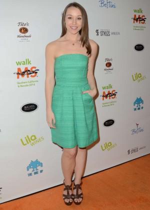 Caroline Barry - 3rd Annual LA's Walk MS Celebrity Kickoff in Los Angeles