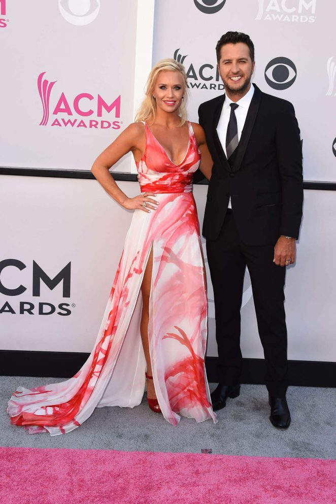 Caroline Boyer - 2017 ACM Awards in Las Vegas