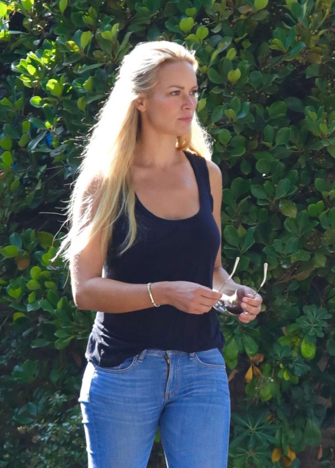 Caroline Campbell - Out in Los Angeles