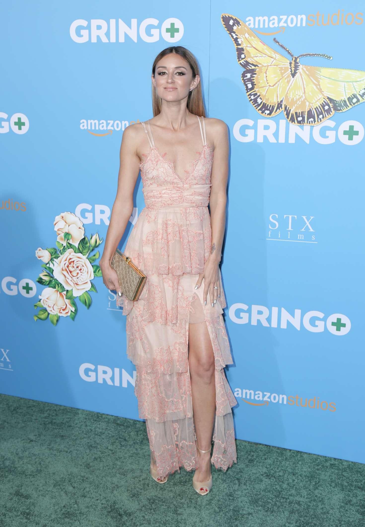 Caroline D'Amore 2018 : Caroline DAmore: Gringo Premiere in Los Angeles -06