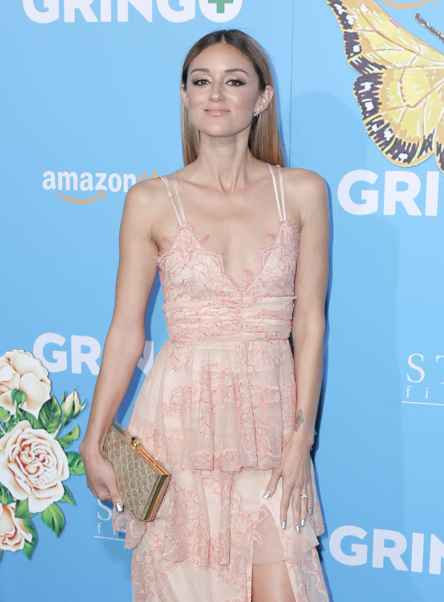 Caroline D'Amore 2018 : Caroline DAmore: Gringo Premiere in Los Angeles -12