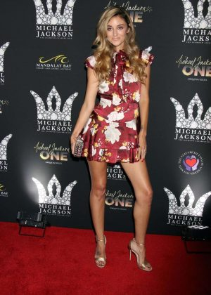 Caroline D'Amore - Michael Jackson Diamond Birthday Celebration in Las Vegas