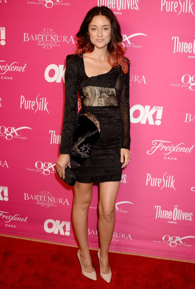 Caroline D'Amore - OK! Magazine So Sexy LA Party in Los Angeles
