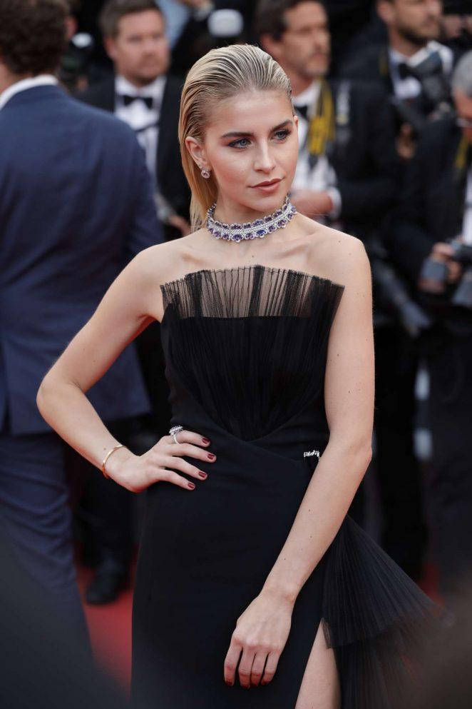 Caroline Daur - 'BlacKkKlansman' Premiere at 2018 Cannes Film Festival
