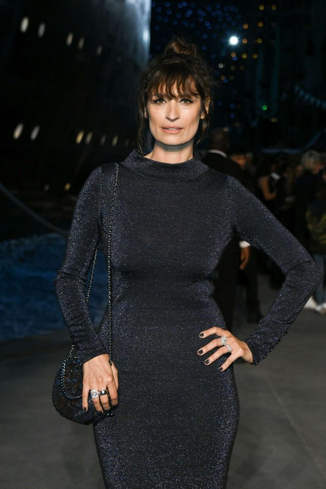Caroline de Maigret - Chanel Cruise 2018/2019 Collection Show in Paris