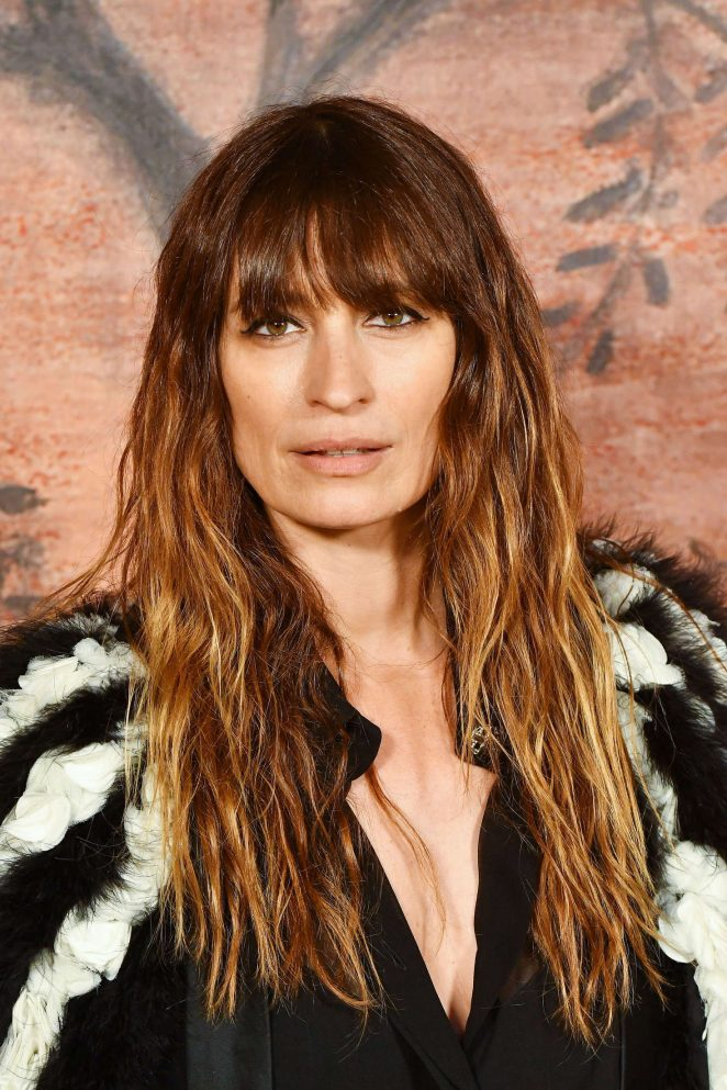 Caroline de Maigret - Chanel Cruise Collection in Paris