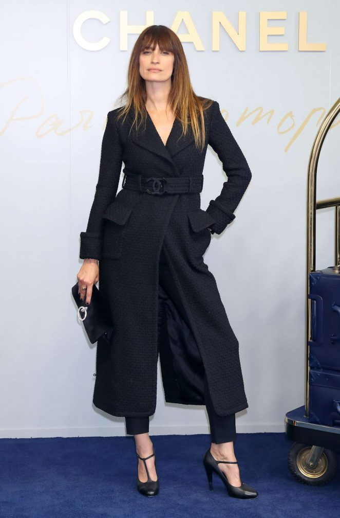 Caroline de Maigret - Chanel Metiers d'Art Collection in Tokyo