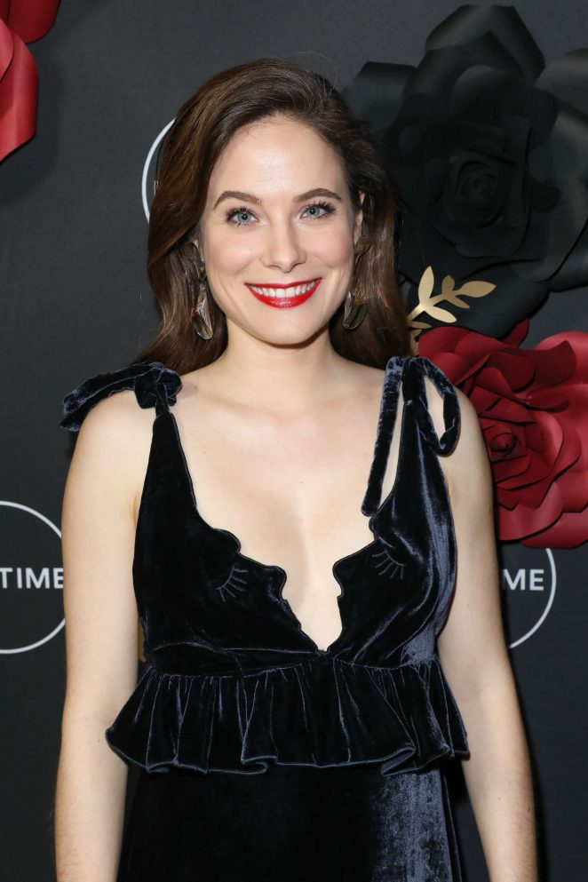 Caroline Dhavernas - 'Unreal' and 'Mary Kills People' Lifetime Party in LA