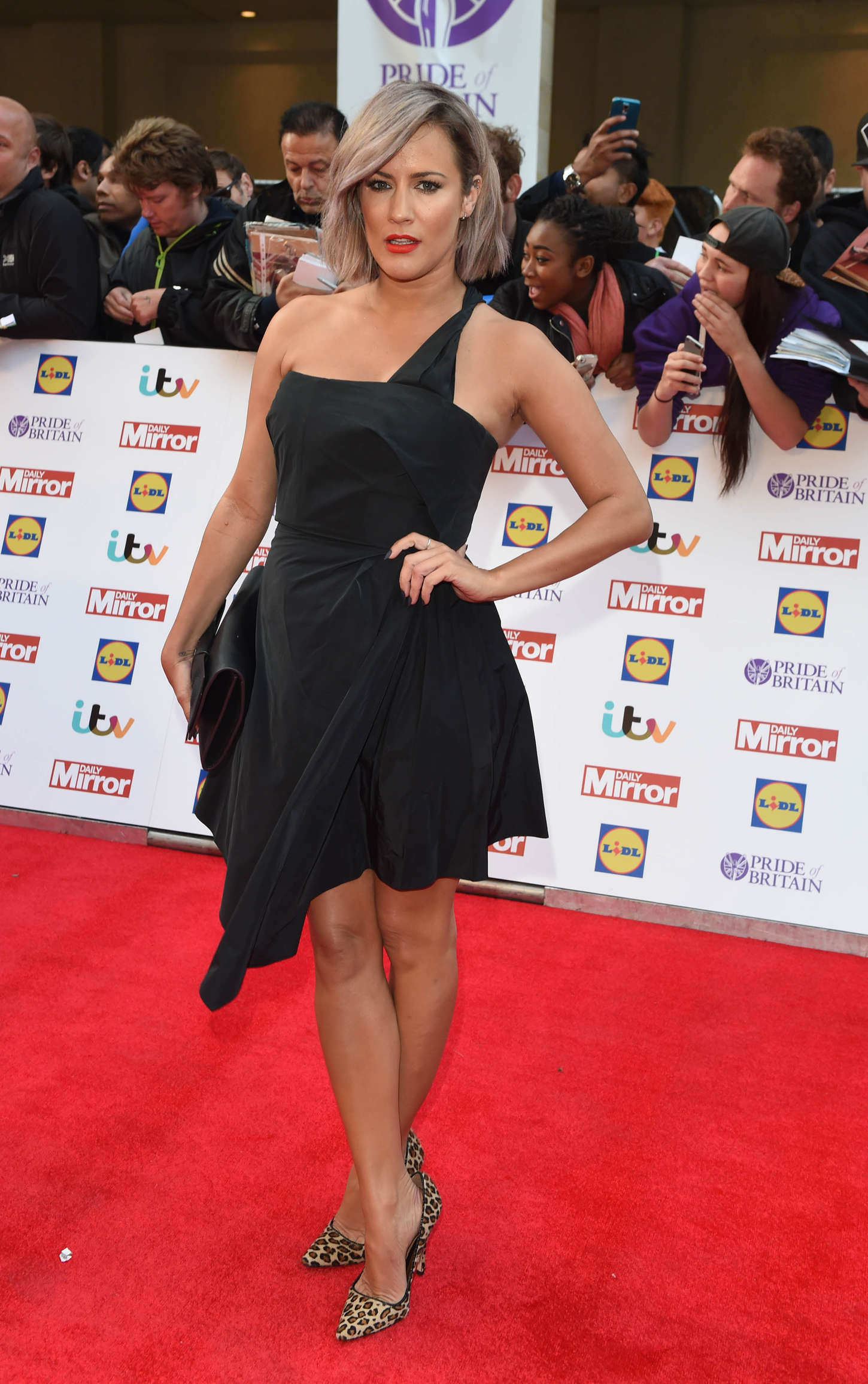 Caroline Flack - 2015 Pride of Britain Awards in London