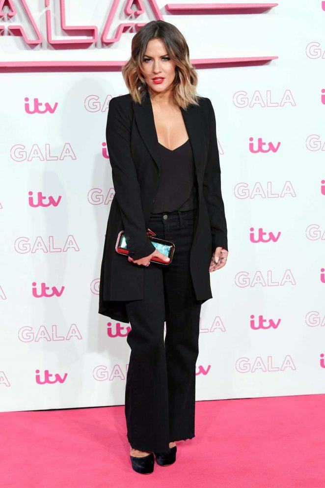 Caroline Flack - 2016 ITV Gala in London