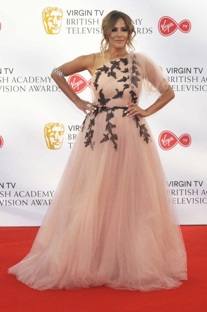 Caroline Flack - 2018 British Academy Television Awards