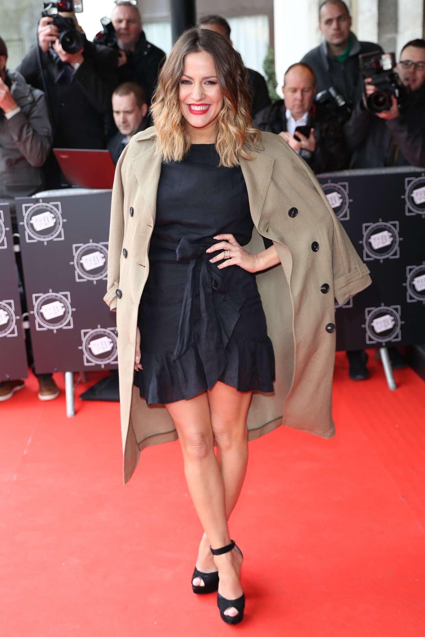 Caroline Flack - 2018 TRIC Awards in London