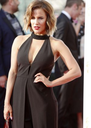 Caroline Flack - BAFTA TV Awards 2016 in London