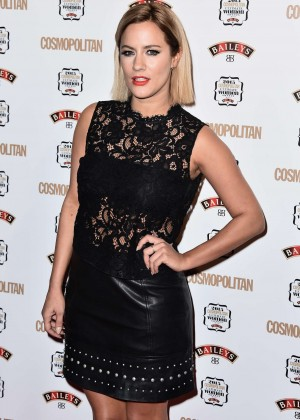 Caroline Flack - Cosmopolitan Ultimate Women Of The Year Awards 2015 in London