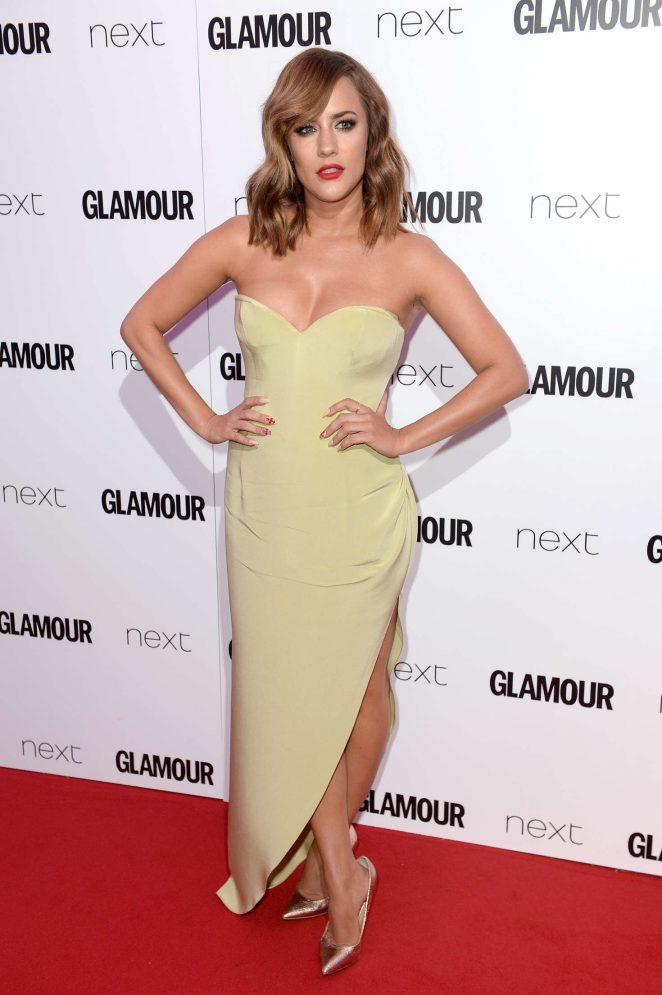 Caroline Flack - Glamour Women of the Year Awards 2016 in London