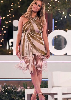 Caroline Flack - 'Love Island' TV Show Final in Majorca