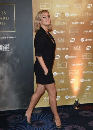 Caroline Flack - Music Industry Trust Awards 2015 in London