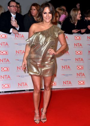Caroline Flack - National Television Awards 2018 in London