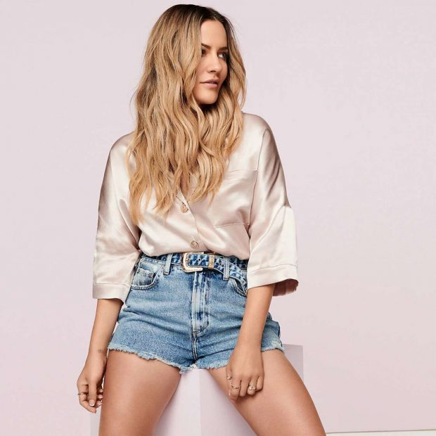 Caroline Flack - River Island Collection 2019