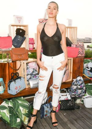 Caroline Kelley - Guess Handbag Summer Kick-off Soiree in NY