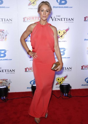 Caroline Pearce - 2016 Fighters Only MMA Awards in Las Vegas