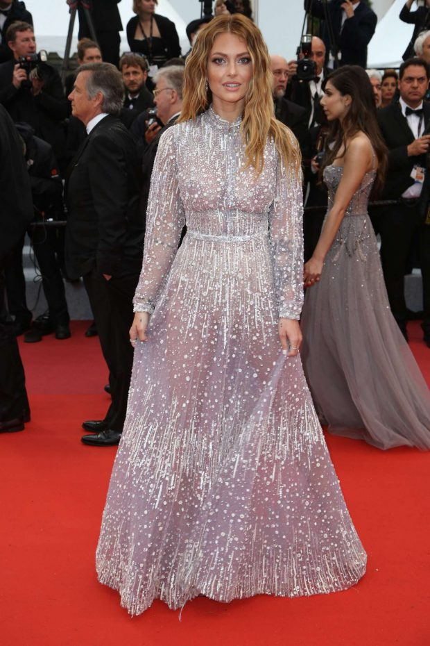 Caroline Receveur - 'The Best Years of  Life' Premiere at 2019 Cannes Film Festival