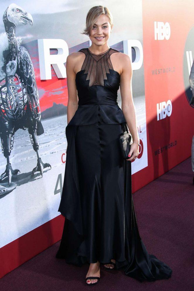 Caroline Sjostrand - 'Westworld' Season 2 Premiere in Los Angeles