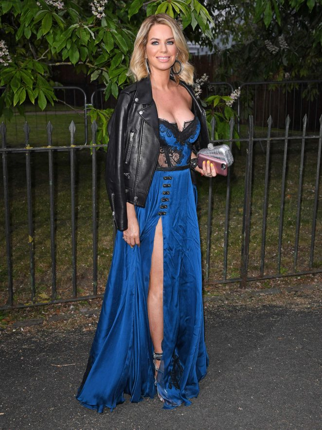 Caroline Stanbury - The Serpentine Summer Party 2016 in London