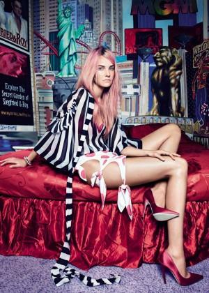Caroline Trentini - Vogue Spain Magazine (July 2015)