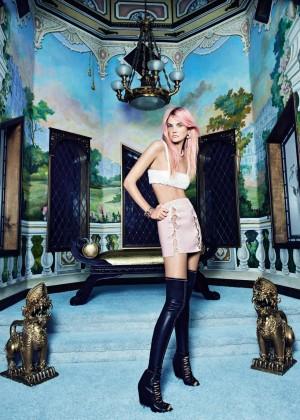 Caroline Trentini: Vogue Spain 2015 -10