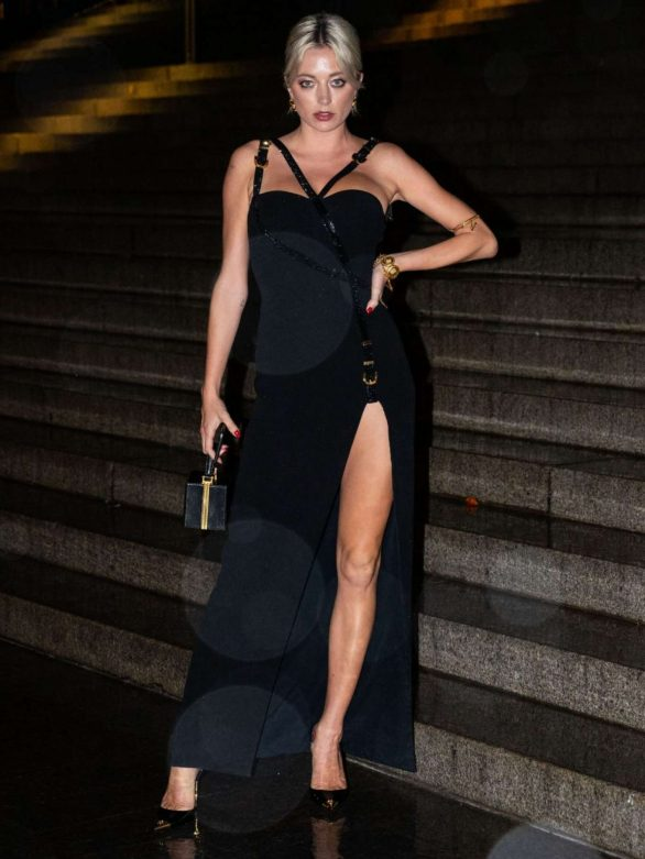 Caroline Vreeland - Arrives at the Noble Panacea Launch Event in New York City