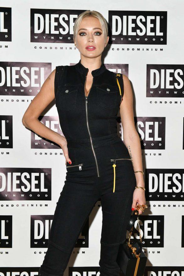 Caroline Vreeland - Diesel Wynwood 28 Launch in Miami