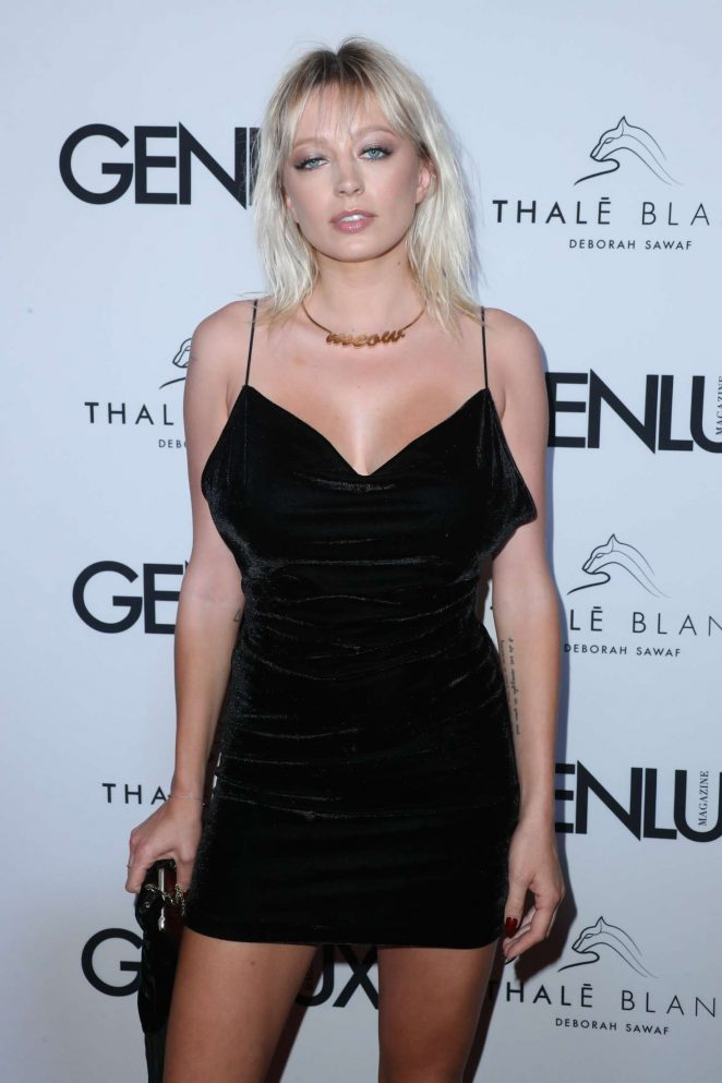 Caroline Vreeland - Genlux Holiday Issue Magazine Party in West Hollywood