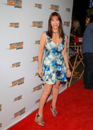 Caroline Williams - 'Garlic and Gunpowder' Premiere in Los Angeles