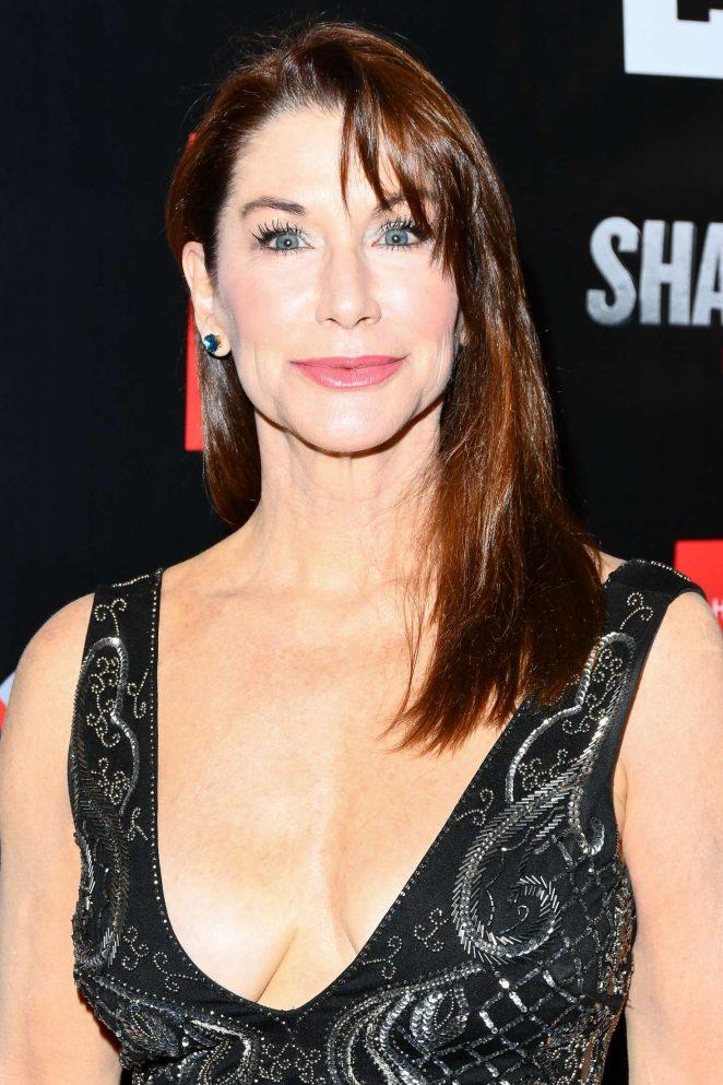 Caroline Williams - 'Sharknado 5: Global Swarming' Premiere in Las Vegas