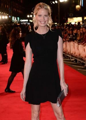 Caroline Winberg - 'Burnt' Premiere in London
