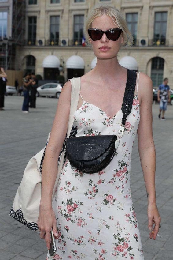 Caroline Winberg - Haute Couture Week Fall 2019 in Paris