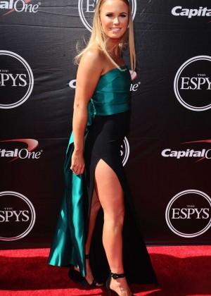 Caroline Wozniacki - 2015 ESPYS in Los Angeles