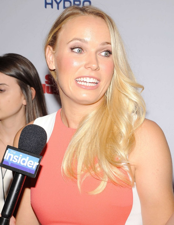 2015 Sports Illustrated Swimsuit Issue Celebration in NYC