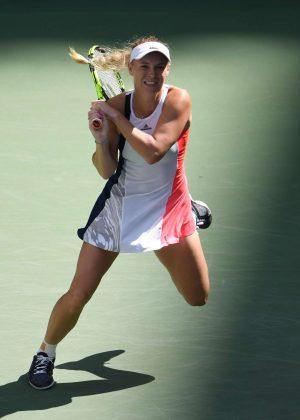 Caroline Wozniacki – 2016 US Open in NYC