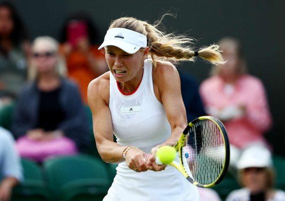 Caroline Wozniacki - 2019 Wimbledon Tennis Championships in London