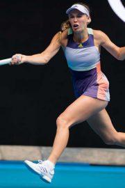 Caroline Wozniacki - 2020 Australian Open in Melbourne