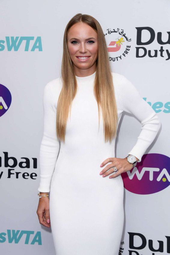 Caroline Wozniacki - WTA Summer Party 2019 in London