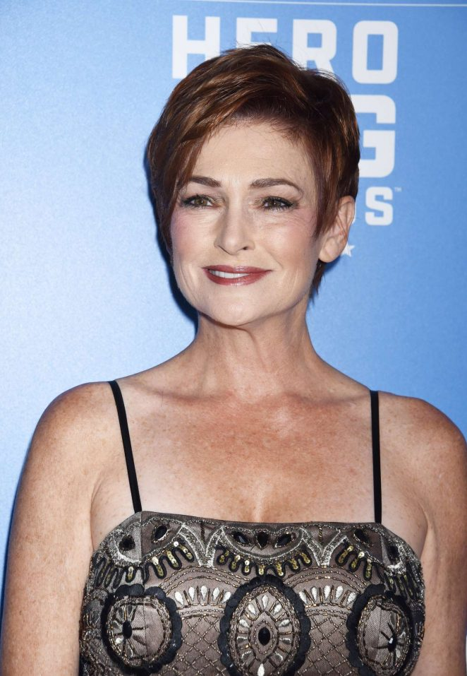 Carolyn Hennesy - 2018 American Humane Hero Dog Awards in LA