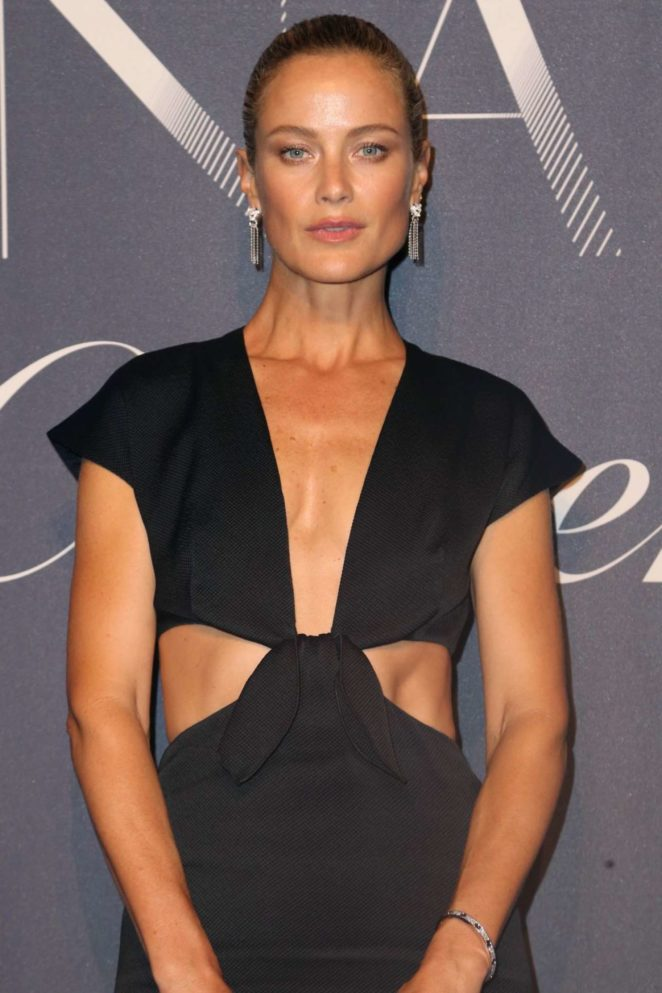 Carolyn Murphy - Resonances De Cartier Jewelry Collection Launch in NY