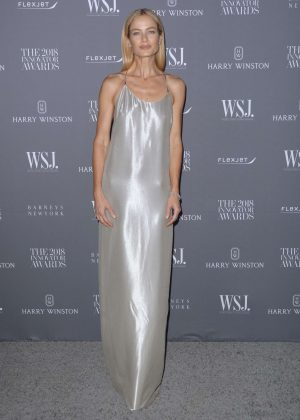 Carolyn Murphy - WSJ Magazine 2018 Innovator Awards in NYC