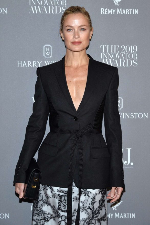 Carolyn Murphy - WSJ Magazine 2019 Innovator Awards in NYC