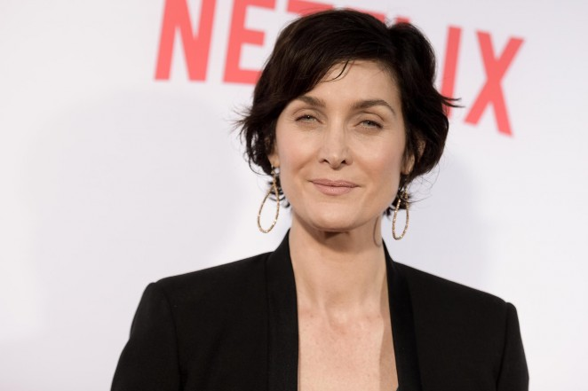 Carrie-Anne Moss - 'Jessica Jones' FYC Screening in Hollywood
