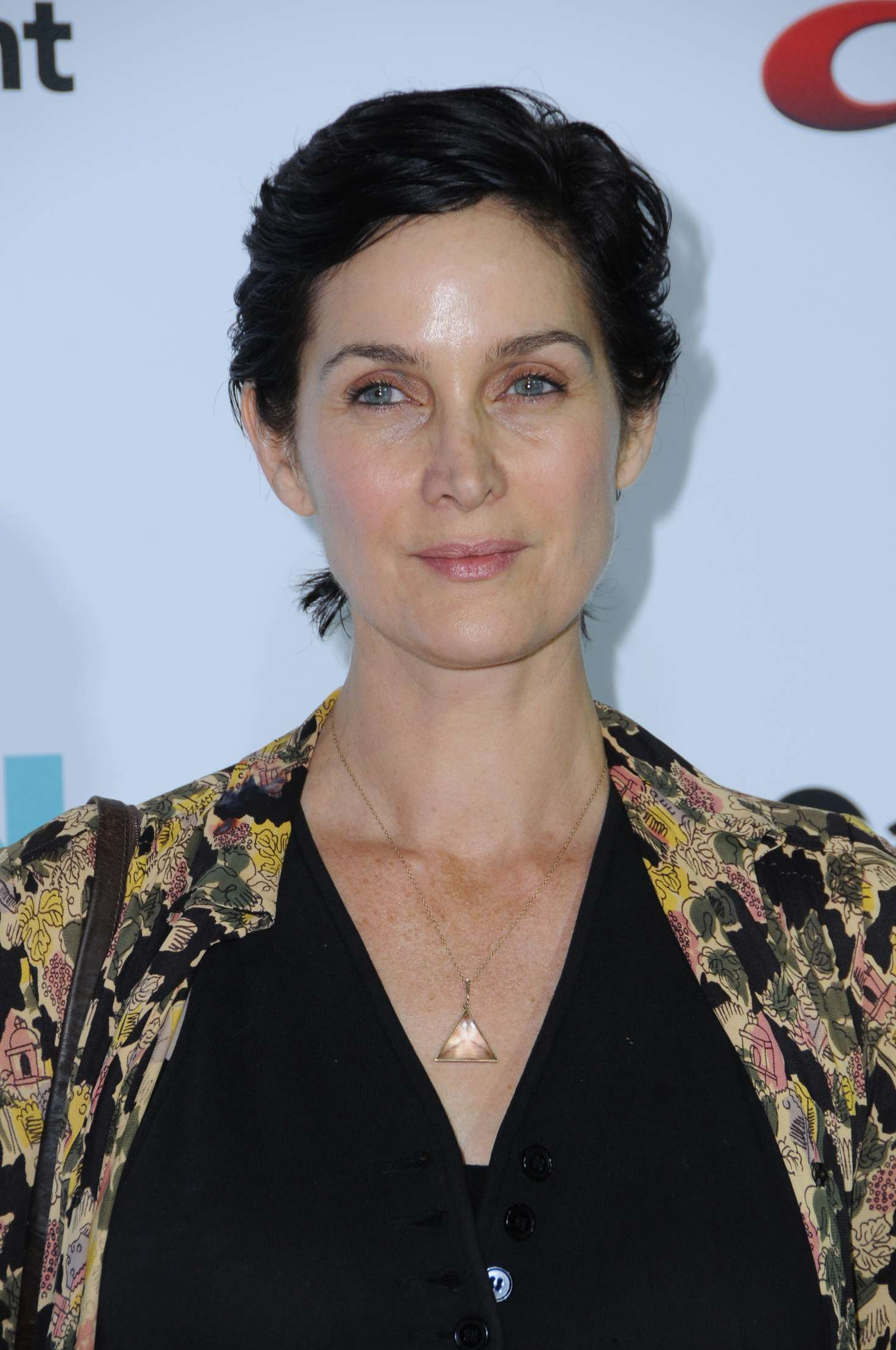 Carrie-Anne Moss - 'Wonder' Premiere in Westwood