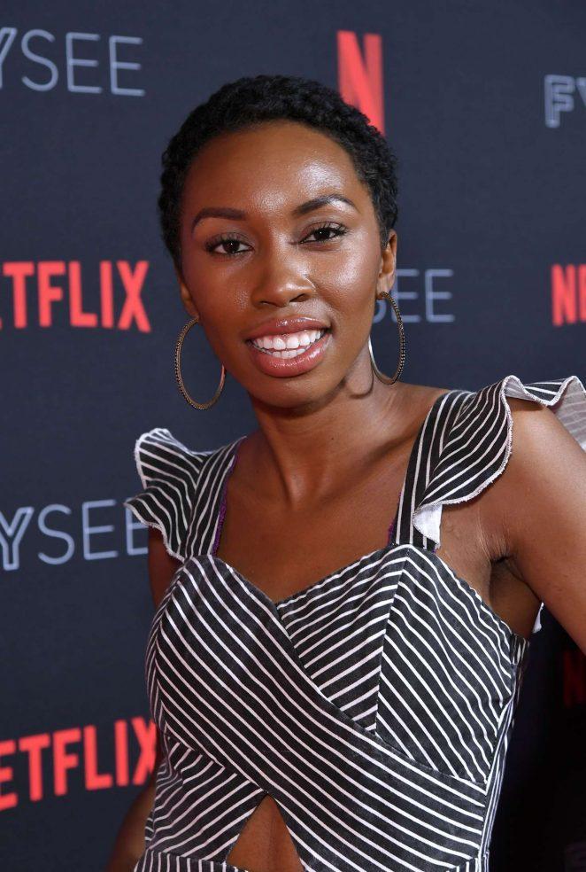 Carrie Bernans - Netflix FYSee Kick-Off Event in Los Angeles